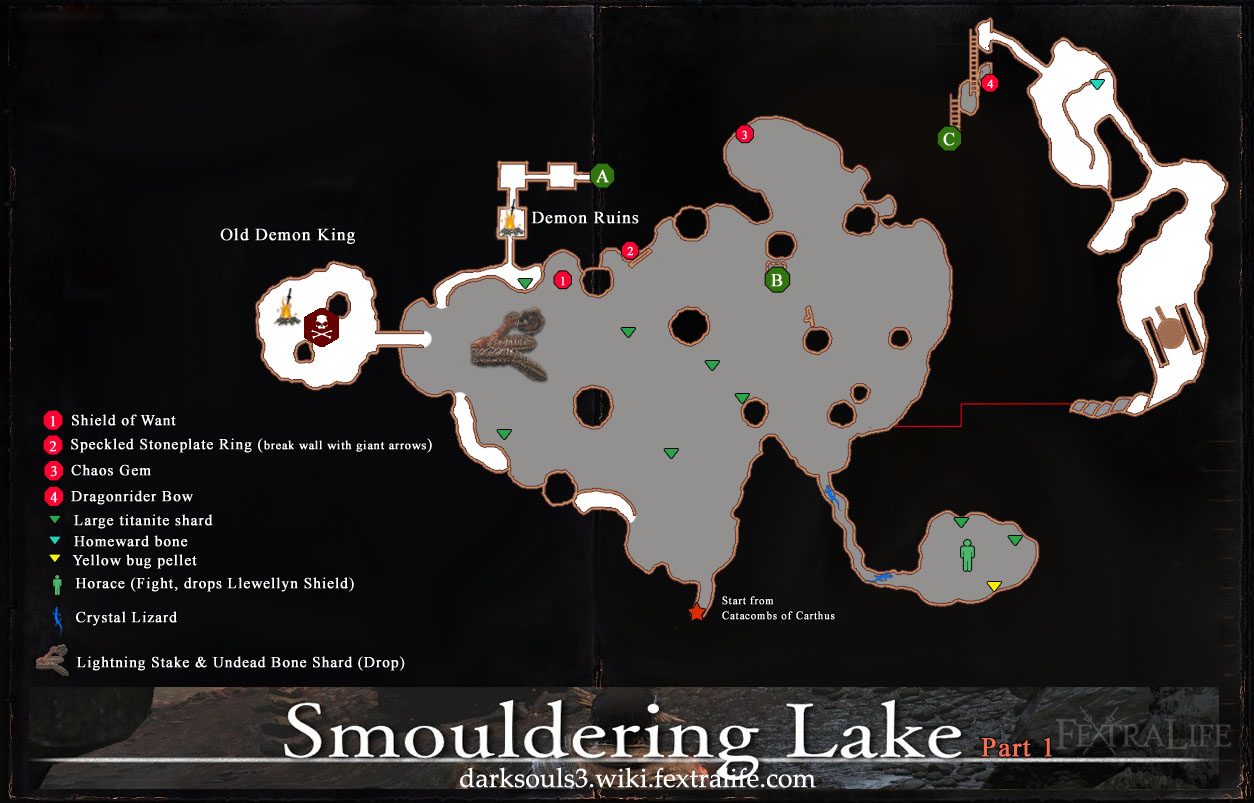 Smouldering Lake Map 1 DKS3