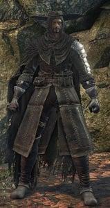 Black Hand Armor Set DKS3